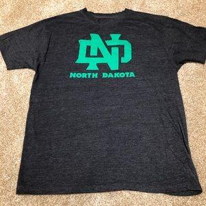 North Dakota Fighting Sioux Hawks NCAA Shirt